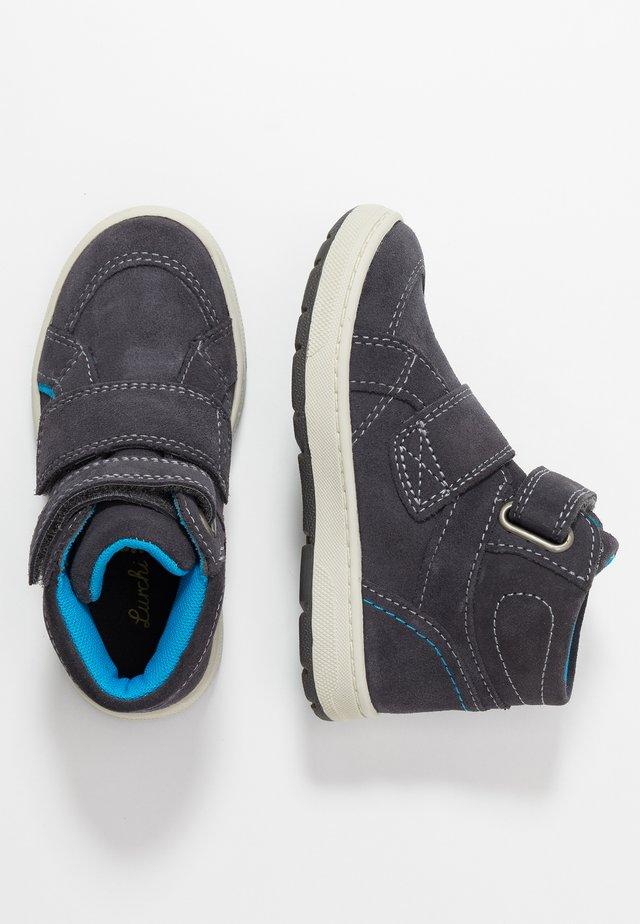 DILO-TEX - Sneakersy wysokie - charcoal