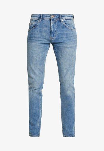 SLIM PIERS - Jeans slim fit - bright blue denim