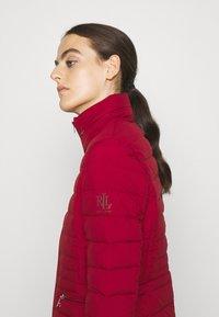 Lauren Ralph Lauren - INSULATED - Down jacket - chili - 5
