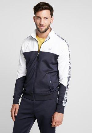 TRACK TAPE JACKET - Training jacket - rep blue