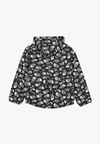 The North Face - YOUTH NOVELTY FLURRY HOODIE - Windbreaker - black - 1