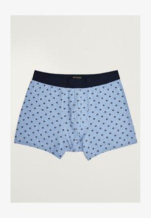 Pants - light blue