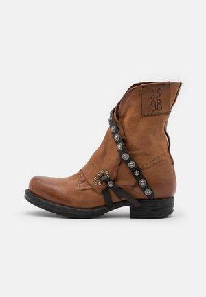 Classic ankle boots - calvados/testa di moro