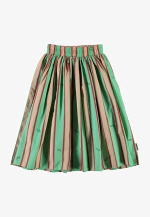 BREE - A-line skirt - one world stripe