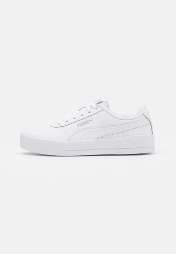 CARINA - Trainers - white/gray/violet