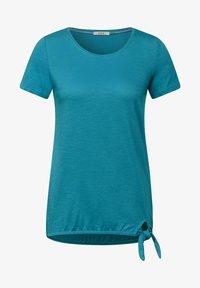 Cecil - Basic T-shirt - türkis - 3
