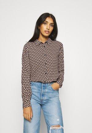 VERA - Button-down blouse - sassafras