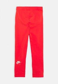 Nike Sportswear - AIR FAVORITES - Leggings - light crimson/washed coral - 1