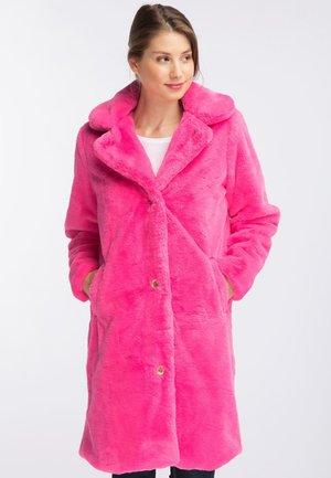 Winter coat - pink