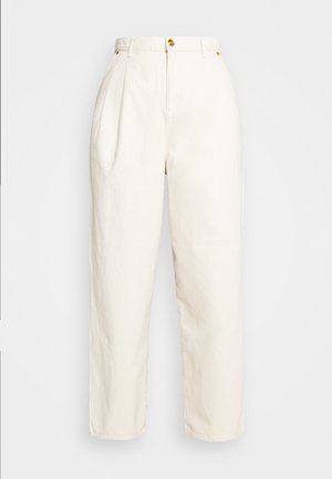 DENIM TROUSER - Relaxed fit jeans - natural
