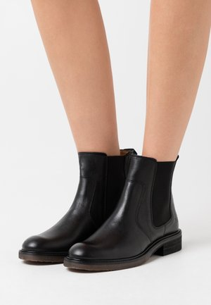 ALPHASEA - Classic ankle boots - black