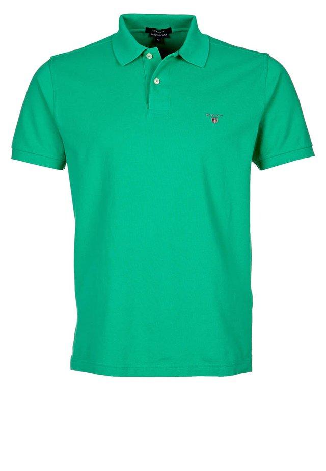THE ORIGINAL RUGGER - Poloshirts - mint leaf