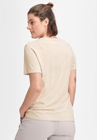 Mammut - Basic T-shirt - nude - 1