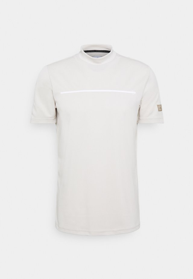 CROSS  - T-shirt con stampa - alumina