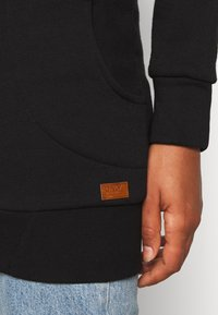 ONLY - ONLBETTE LONG HIGHNECK  - Hoodie - black - 5