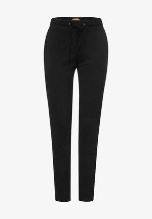 LOOSE FIT - Trousers - schwarz