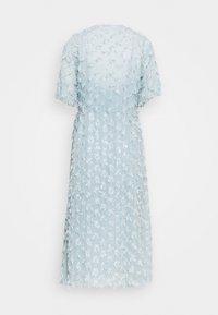 Love Copenhagen - VINRA WRAP DRESS - Cocktail dress / Party dress - cashmere blue - 1