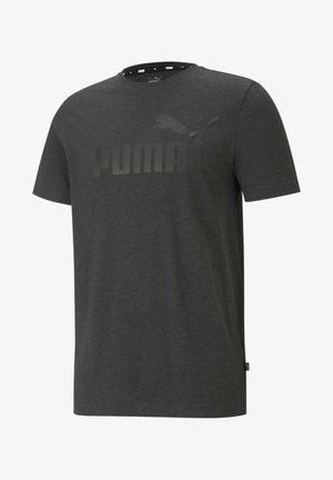 ESS ESSENTIALS HEATHER - Sports shirt - dark gray heather