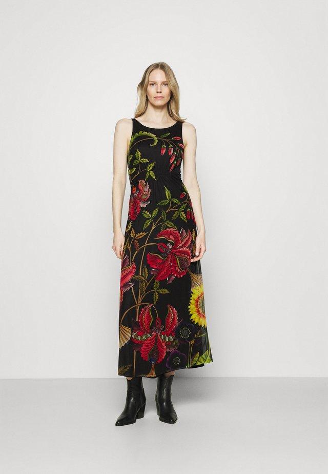 VEST HANS - Denní šaty - black