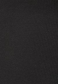 Even&Odd - THIN ONE SHOULDER STRAP - Top - black - 2