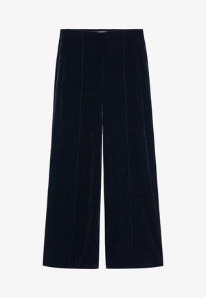 ENPHANT - Trousers - schwarz