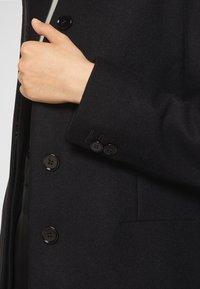 MM6 Maison Margiela - COAT - Classic coat - black - 7