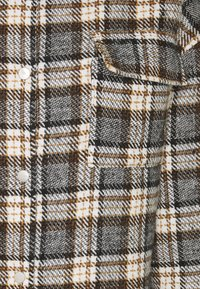 Sixth June - TARTAN JACKET - Übergangsjacke - brown - 2