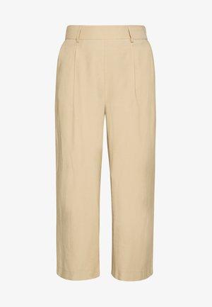 MIAKO - Trousers - soft ginger