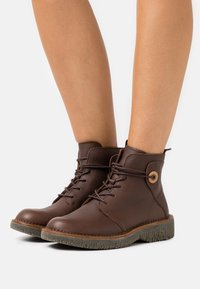 El Naturalista - VOLCANO - Ankle boots - brown - 0