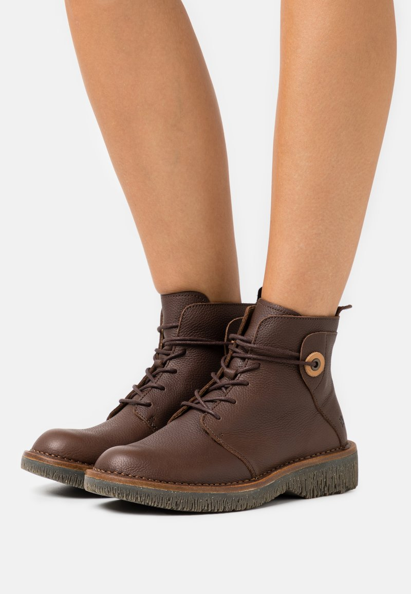 El Naturalista - VOLCANO - Ankle boots - brown