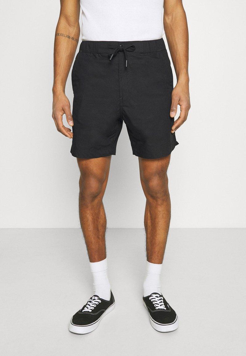 G-Star - SPORT TRAINER  - Shorts - dk black