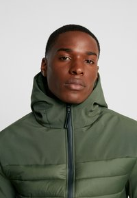 Dstrezzed - HOODY - Light jacket - dark army - 3