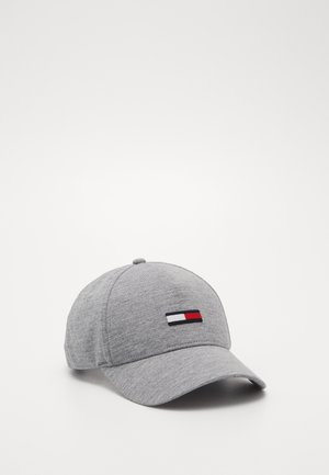 FLAG  - Caps - ice grey heather