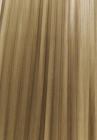 ONLY - ONLANINA NEW SKIRT  - Maxi skirt - elmwood - 2