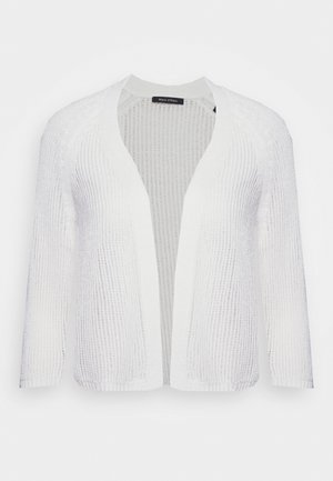 CARDIGAN - Strickjacke - cloud white