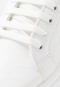 Topshop - CUBA TRAINER - Sneakers - white - 2