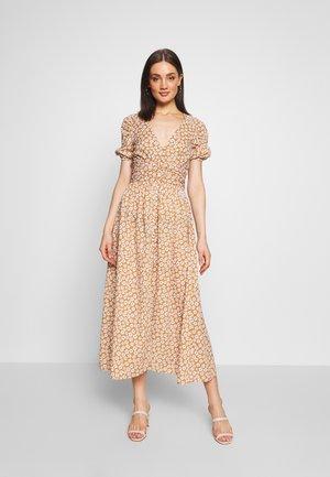 ZOE MIDI DRESS - Denní šaty - floral