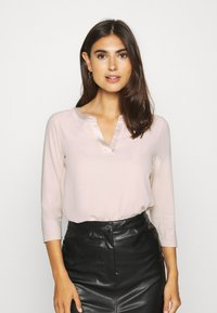 comma - 3/4 ARM - Bluse - beige - 0