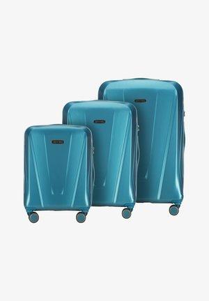 EXPLORER LINE - Luggage set - blau