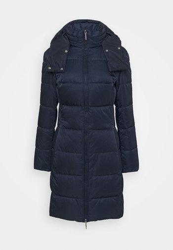 FLEURIS - Zimní kabát - open blue