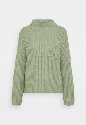 LONG SLEEVE - Sweter - washed mint