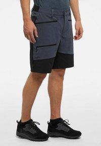 Haglöfs - Shorts - dense blue/true black - 2