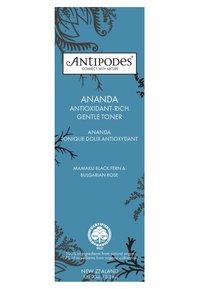 Antipodes - ANANDA ANTIOXIDANT-RICH GENTLE TONER  - Lotion visage - - - 1