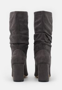 Dorothy Perkins - ROUCHED BOOT - Boots - grey - 3