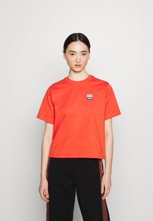 STEFFI TEE - T-shirts med print - light red