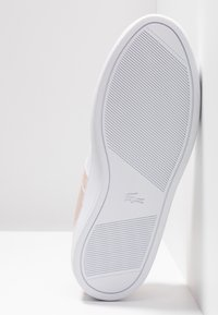 Lacoste - COURTLINE  - Trainers - nat/white - 6