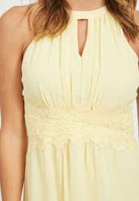 Vila - VIMILINA - Sukienka letnia - mellow yellow - 3