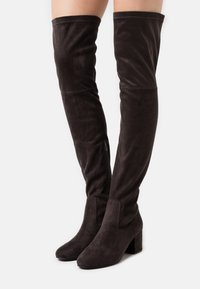 Anna Field - Over-the-knee boots - dark grey - 0