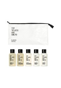 STOP THE WATER WHILE USING ME! - TRAVEL KIT  60ML 5 PACK - Bath and body set - neutral - 1
