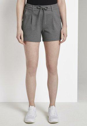 PONTE - Shorts - mid grey melange